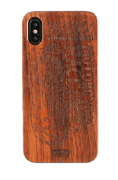 ехол-накладка Remax Forest Series Case Apple iPhone X Speed